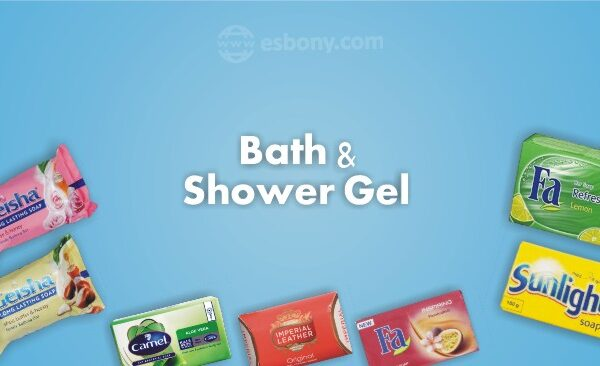 Bath and laundry soaps